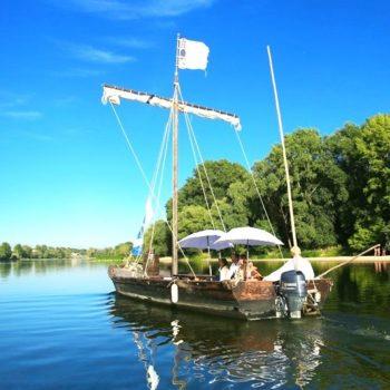 Balade en Loire à bord de la Sterne