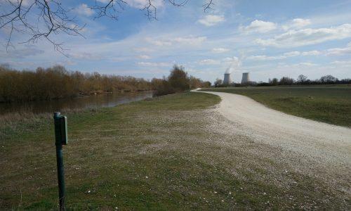 """Il y a du nouveau sur le circuit pédestre """"Entre Loire et coteaux"""""""