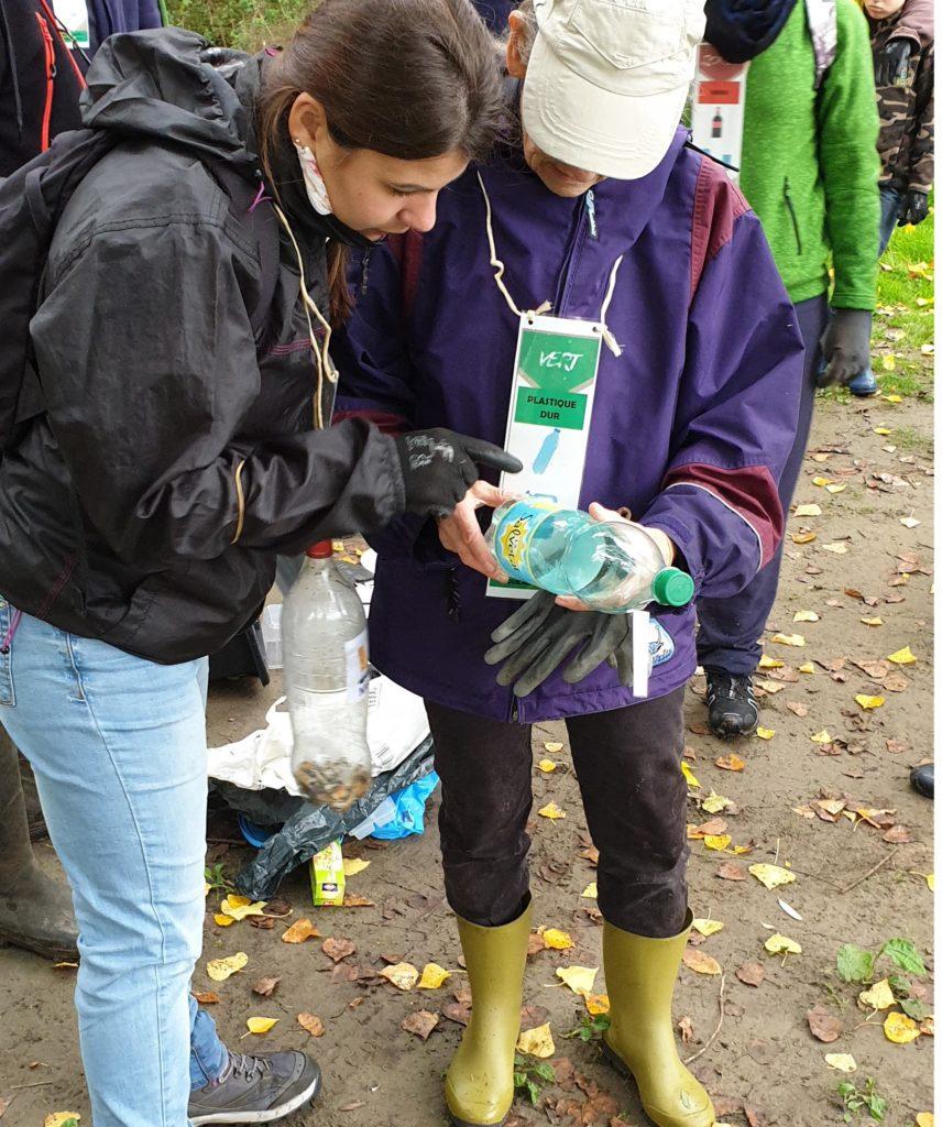 Agissons pour une Loire propre ! Ramassage des déchets en bords de Loire