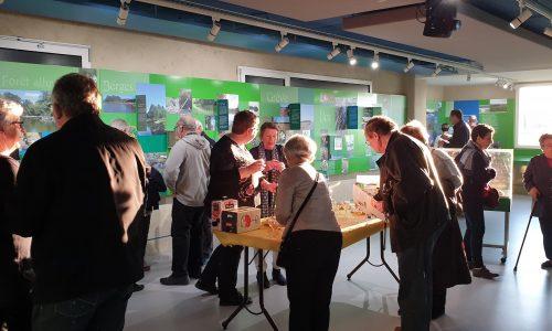 Vernissage de l'exposition Photo «le Castor»